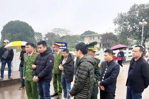 8 đối tượng Trung Quốc trốn truy nã sang Việt Nam bị bắt ở Quảng Ninh