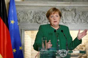 Angela Merkel: Hy Lạp bước vào kỷ nguyên mới, cải cách phải tiếp tục