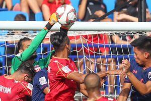 Asian Cup: Thái Lan 'đổi vận', Ấn Độ 'trượt chân'