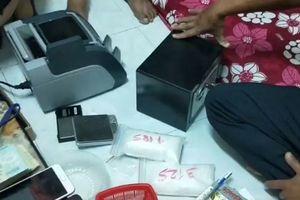 Bình Thuận phá vụ án ma túy lớn nhất từ trước tới nay