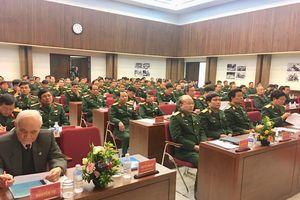 Cục Quân y (Tổng cục Hậu cần) tổ chức Hội nghị ngành quân y triển khai nhiệm vụ năm 2019