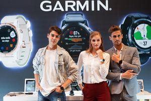 Garmin 'bước chân' vào Garmin Run Hanoi 2019