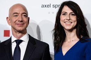 Tài sản vợ tỷ phú Jeff Bezoz 'khủng' thế nào sau khi ly hôn?