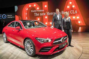 'Soi' Mercedes CLA 2020 hoàn toàn mới chính thức ra mắt