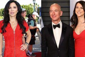 MC vướng tin đồn tình cảm với CEO Amazon từng hẹn hò ai?