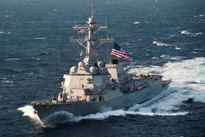 Trung Quốc triển khai tên lửa 'diệt hạm' sau khi tàu Mỹ tới biển Đông