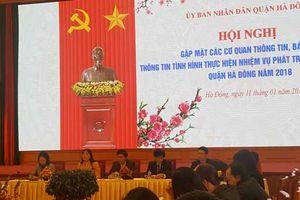 Hà Nội: Ngành GD quận Hà Đông xếp thứ 3 về thực hiện nhiệm vụ giáo dục