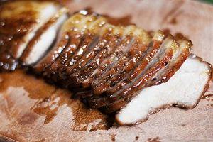 Món ngon mỗi ngày: Cách làm thịt xá xíu thơm nức mũi
