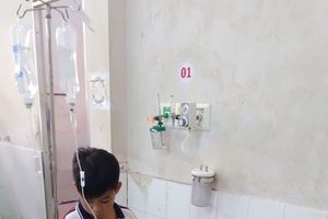 45 học sinh ở Cà Mau nhập viện khẩn cấp sau khi súc miệng ngừa sâu răng