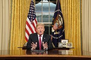 Tổng thống Trump hủy kế hoạch tham gia Diễn đàn Kinh tế Thế giới