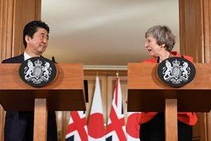 Thủ tướng Nhật khẳng định thế giới không mong muốn một Brexit không thỏa thuận
