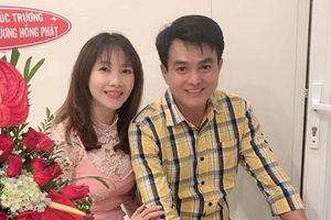 Bà xã chia sẻ về cuộc sống hôn nhân với Cao Minh Đạt