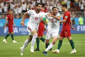 Các ngôi sao tuyển Iran chơi bóng ở Anh không dám xem thường Việt Nam