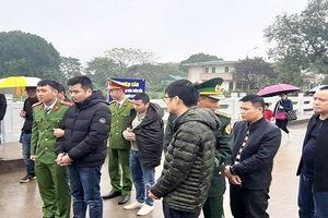 Truy bắt 8 đối tượng Trung Quốc trốn nã sang Việt Nam