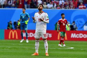 Iran đón tin vui trước trận gặp Việt Nam