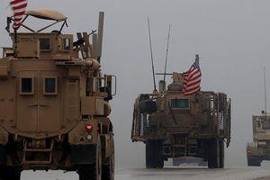 Mỹ bắt đầu rút thiết bị quân sự hạng nặng khỏi Syria