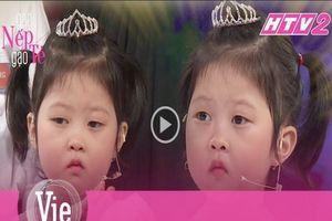 'Nữ hoàng triệu view' 4 tuổi trở lại khiến Trấn Thành mê mẩn