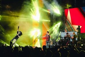 Ngũ Cung hứa hẹn làm 'náo loạn' sân khấu V-Rock