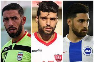 3 chân sút Iran đang khiến ông Park 'đau đầu'