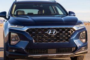 Hyundai Santafe 2019 tại Việt Nam: Những 'option' bị cắt so với bản quốc tế
