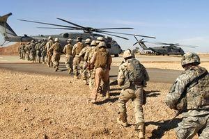 Rút quân khỏi Syria, nước cờ hiểm của Tổng thống Donald Trump?