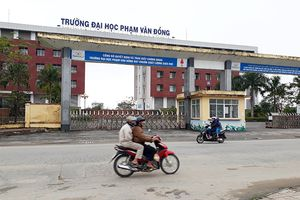 Nhiều thế hệ lãnh đạo Quảng Ngãi lên tiếng về việc xã hội hóa trường Phạm Văn Đồng