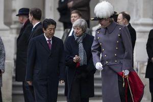 Nhật Bản-Anh nhất trí thiết lập quan hệ đối tác kinh tế mới sau Brexit