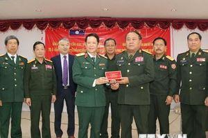 Việt Nam giúp Lào làm phim về lịch sử Quân đội nhân dân Lào
