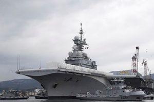Đối thoại '2+2' Pháp - Nhật Bản về hợp tác hàng hải