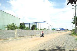 Làm rõ trách nhiệm để xảy ra xây dựng trái phép tại cụm công nghiệp ở Đồng Nai