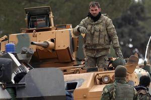 Syria: Hàng loạt phiến quân và binh lính Thổ Nhĩ Kỳ bỏ mạng ở Aleppo