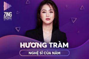 Hương Tràm lên ngôi Nghệ sĩ của năm ở Zing Music Awards 2018