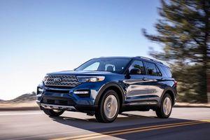 Ford Explorer 2020 chính thức trình làng, nhẹ hơn nhờ nền tảng khung gầm RWD mới