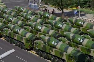 Trung Quốc triển khai tên lửa đạn đạo Đông Phong-26
