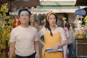 Tung tin Nhã Phương nghỉ đóng phim sinh con, nhà sản xuất nói gì?