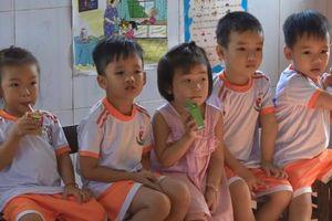 100% trẻ em vùng ven biển dưới 5 tuổi sẽ được dùng sữa học đường