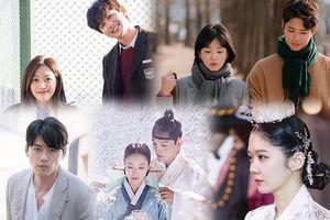 BXH diễn viên - phim Hàn đầu năm 2019: Park Bo Gum về nhất 7 tuần, phim của Hyun Bin - Jang Nara vẫn 'hot'
