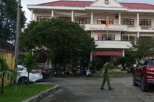 Hé lộ nguyên nhân Phó chánh Thanh tra tỉnh Quảng Nam tử vong sau trụ sở
