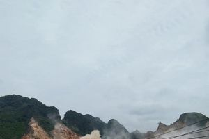 Lạng Sơn: Chủ tịch tỉnh yêu cầu đền bù thiệt hại do nổ mìn khai thác đá