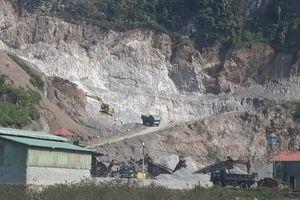 Sơn La: Ngang nhiên 'đục khoét' khoáng sản ở Thị trấn Nông Trường Mộc Châu