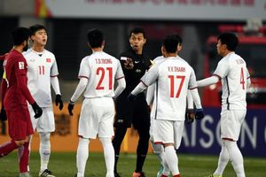 Trọng tài bị CĐV 'ghét nhất' bắt chính trận Việt Nam vs Iran