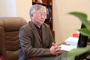 Chân dung ông Đào Ngọc Thanh, tân Chủ tịch HĐQT Vinaconex