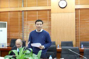 Phiên họp thứ nhất Ban soạn thảo, Tổ biên tập Dự án Luật sửa đổi, bổ sung một số điều của Luật Cán bộ, công chức và Luật Viên chức