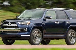 Toyota tiếp tục triệu hồi 1,7 xe lỗi túi khí