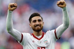 Iran đưa sao ngoại hạng Anh phục vụ Asian Cup 2019