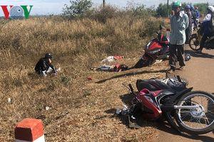 Tai nạn giao thông nghiêm trọng 3 người tử vong