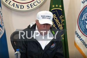 Ông Trump thăm biên giới Mỹ - Mexico khẳng định quyết tâm xây tường