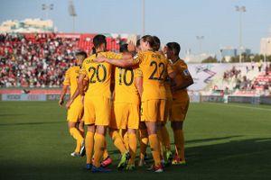 Australia 3-0 Palestine: ĐKVĐ thị uy sức mạnh