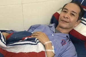 Kỹ sư Nhật Bản từ chối về nước, chữa ung thư đại tràng tại bệnh viện ở Hà Nội