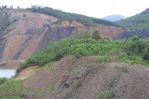 Quảng Ninh: DN khai thác khoáng sản trái phép, chính quyền làm ngơ?